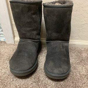 UGGs grey boots pre loved condition